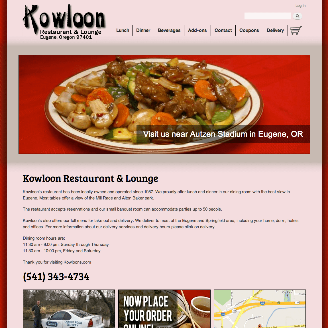 restaurant e-commerce