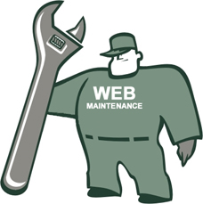 get website maintenance
